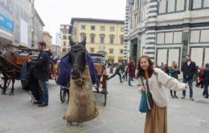 [Blog] イタリアの旅・フィレンツェ編