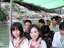 [Blog] 嵐山散策・その3