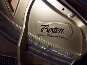 [音楽の便り] ボストン・素晴らしいピアノとの出会い